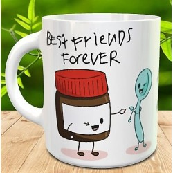 Taza best friends