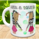 Taza Best Friends Forever