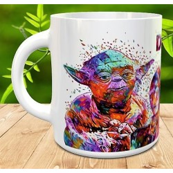 Taza Star Wars multicolor