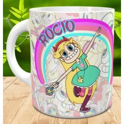 Taza STAR Butterfly