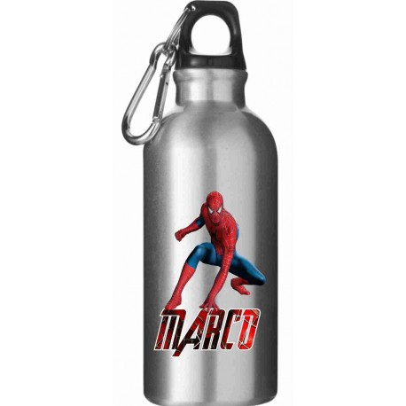 Cantimplora personalizada Spiderman