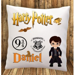 Cojín Harry Potter personalizado