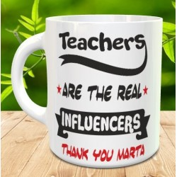 Taza the teachers are the real influencers