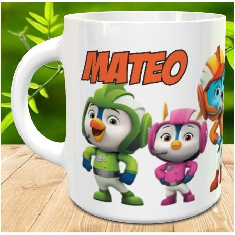 Taza TOP WING