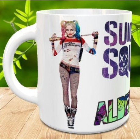 Taza Suicide Squad – Harley Quinn