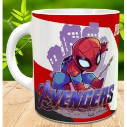 Taza AVENGERS - Spiderman