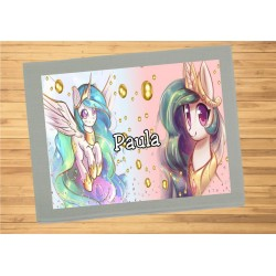 Mantel individual MY LITTLE PONY 40x30