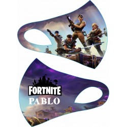 Mascarilla personalizada FORTNITE