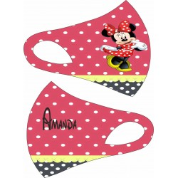 Mascarilla personalizada MINNIE MOUSE